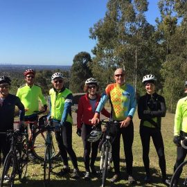The Sunday Rides Story for 2016